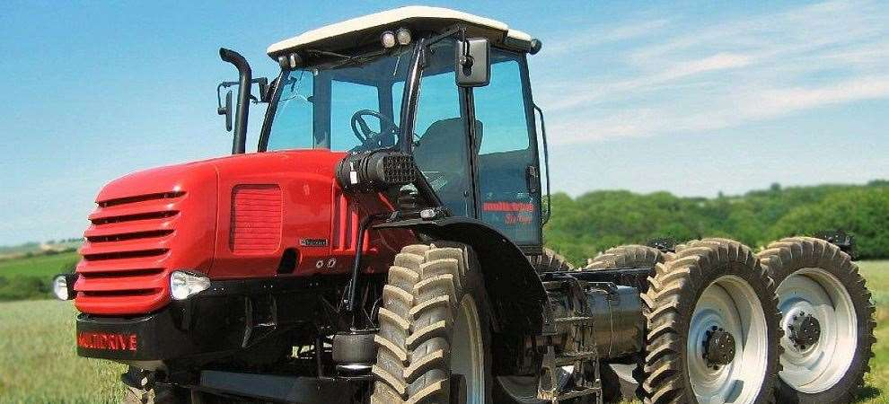 Picture of Branch Hydraulics steer software solution for Multidrive tractors