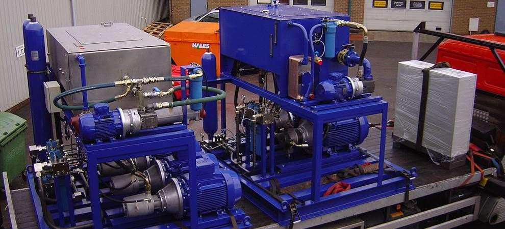 Picture of Ring Main Hydraulic Power Packs